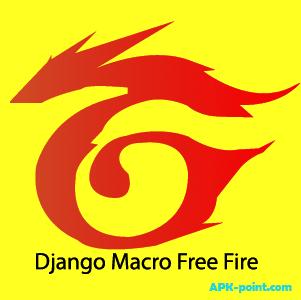 django macro free fire