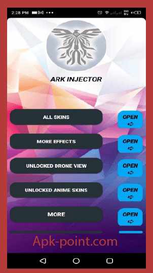 Ark injector apk