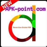 Daraz live cricket